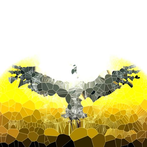 Bird in tiles shader